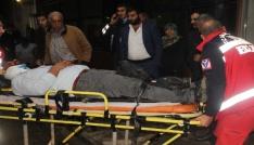 Elazığda trafik kazası: 5 yaralı