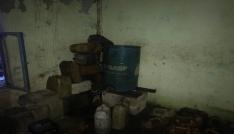 Şanlıurfada 700 litre kaçak akaryakıt ve 27 bin paket kaçak sigara ele geçirildi