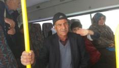 Adıyamanda yolcu minibüsü kara saplandı