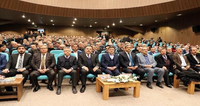 Yozgatta AK Parti İl Danışma Meclis Toplantısı yapıldı
