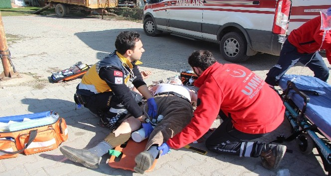 Boluda zincirleme trafik kazası: 3 yaralı