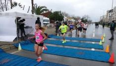 Trabzondaki Yarı Maraton, 10 km Koşusu ve Halk Koşusu sonuçlandı