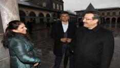 Başkan Atilla: Sur Diyarbakırın Kalbidir