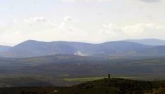 Obüsler Darmık Dağı yakınlarındaki terör mevzilerini bombaladı