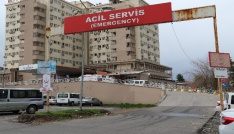 Diyarbakırda yıldırım düştü: 1 yaralı