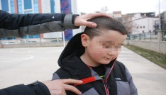 Bir velinin tokat attığı çocuğun kulak zarının zarar gördüğü iddiası