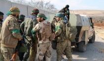 Özgür Suriye Ordusu PYD'li teröristleri ateş altına aldı