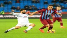Spor Toto Süper Lig: Trabzonspor: 0 - Medipol Başakşehir: 1 (Maç sonucu)