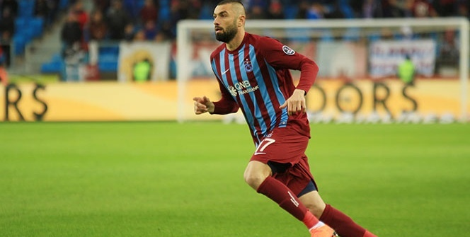 Trabzonspor Başakşehir Maç Sonu