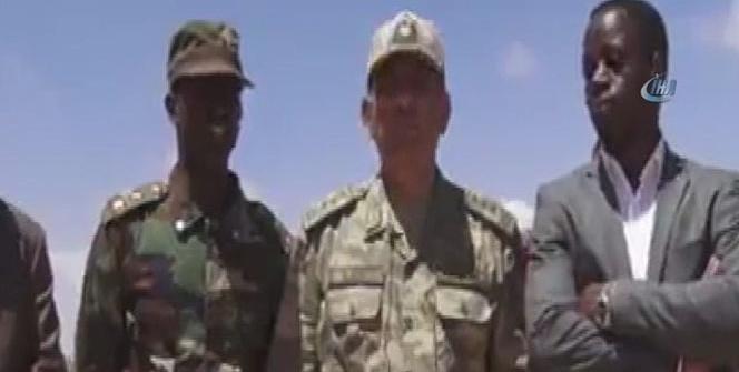 Türkiye'nin katkılarıyla Somali'de askeri eğitim merkezi açılacak