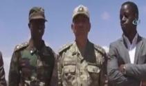 Türkiyenin katkılarıyla Somalide askeri eğitim merkezi açılacak