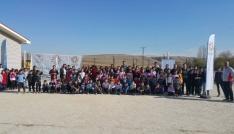 Mobil Gençlik Merkezi Silopide köy köy dolaşıyor