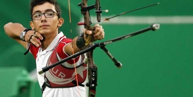 Mete Gazoz dünya ikincisi