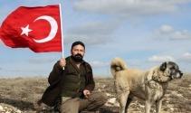 Kangal köpekleri Zeytin Dalı Harekatı'na hazır