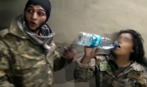 ÖSO'dan kadın teröriste insanlık dersi