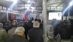 Başkan Tutal, Aktaş ve Ulukapı mahallesi sakinleri ile Hasbihalde