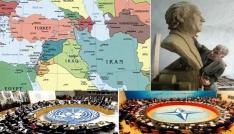 Heykeltıraş Murat Alınak, Ortadoğuda savaşların acilen durdurulması için Birleşmiş Milletlere ve NATOya çağrıda bulundu