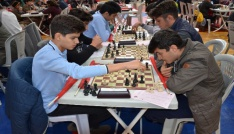 Diyarbakırda satranç müsabakaları başladı