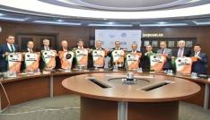 1. Uluslararası Akdeniz Bisiklet Turunda son hazırlıklar