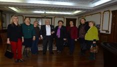 Yardım Sevenler Derneği Kırşehir Şubesi,Vali Necati Şentürkü ziyaret etti