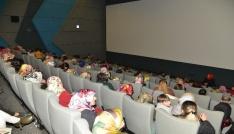 Film gösterimlerine yoğun ilgi