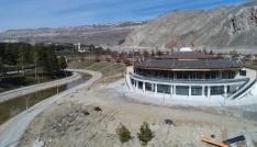 Paşabahçe Mesire Alanına yeni sosyal tesis yapıldı
