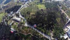 Trabzondaki o arazi halkın kullanımına açılacak