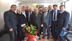 Başkan Albayrak, esnaf odaları temsilcileri ile buluştu