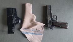 Adıyamanda silah kaçakçılarına operasyon