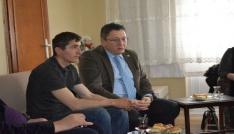 Kdz. Ereğli TSO yönetimi Afrin gazisini ziyaret etti