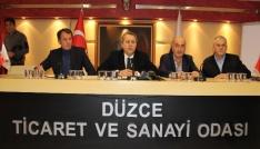 DTSO meclisi son kez toplandı