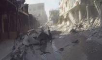 Doğu Gutada hava saldırısı: 61 ölü, 400 yaralı