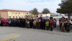 Öğrencilerden Mehmetçike dua