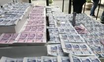 Milyonlarca lira sahte para üreten şebekeye operasyon: 20 tutuklu