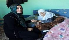 103 yaşındaki Fatma Nine: Rabbim Cumhurbaşkanımıza uzun ömürler versin