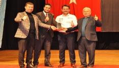 Konak Gençlik ve Spor Kulübü Başkanı yeniden Ali Köstepen
