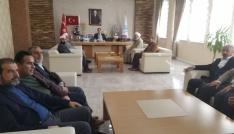 Başkan Gülençe taziye ziyaretleri