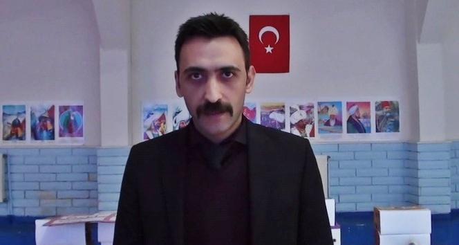 Öğrenciler, Afrinde görev yapan Mehmetçiklere mektup yazıp leblebi gönderdiler