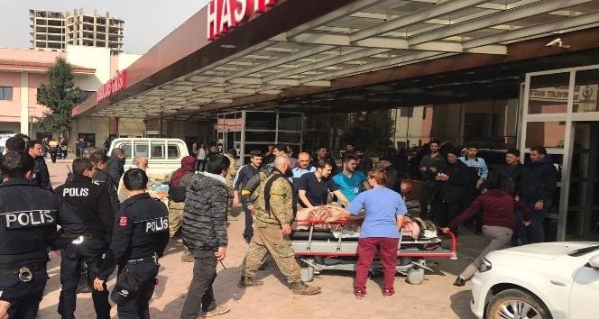 Afrin kırsalında şiddetli çatışma: 1 ÖSOlu şehit, 2 yaralı
