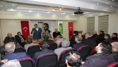 Başkan Kumlucada halk toplantısına katıldı