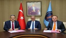 Akdeniz Üniversitesinden işbirliği protokolü
