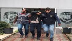Antalyada yaşlı adama şantajla gasp girişimi