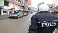 Zonguldak polisinden 23 ekip 43 personelle denetim