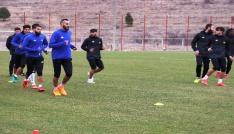 Evkur Yeni Malatyasporda Kardemir Karabükspor maçının hazırlıkları başladı
