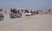 Esad güçlerinin Afrine girdiği iddia edildi