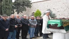 Gazeteci Osman Aksunun acı günü