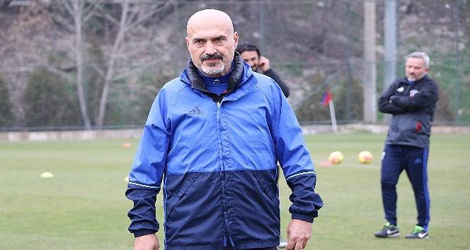 Kardemir Karabüksporda Yeni Malatyaspor hazırlıkları başladı