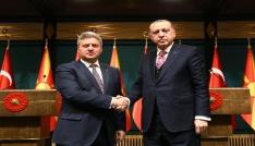 Erdoğan-İvanov ortak basın toplantısı