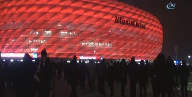 Gurbetçiler, Beşiktaş'ı yalnız bırakmadı