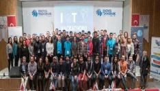 Erciyes Teknoparkta tasarımcılar 48 saat araliksiz proje geliştirdi